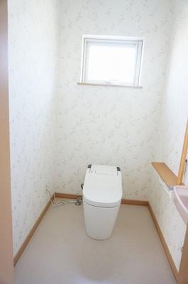 【トイレ】神楽4-11戸建