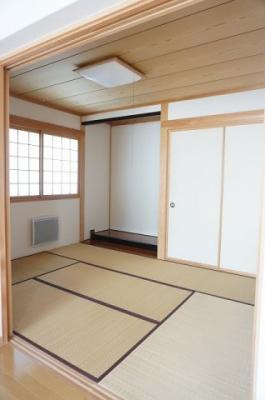 【和室】神楽4-11戸建