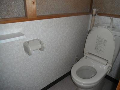 【トイレ】熊谷住宅