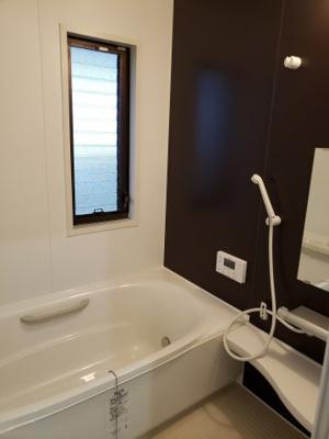 【浴室】鳥取市若葉台南6丁目 中古戸建て