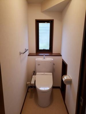 【トイレ】鳥取市若葉台南6丁目 中古戸建て