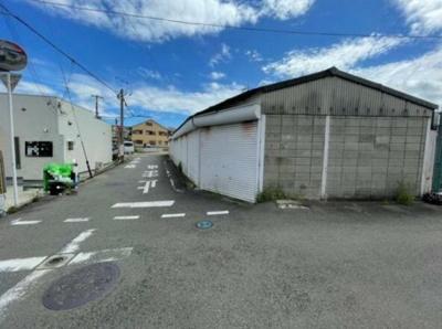 【外観】伯太町5丁目 売土地