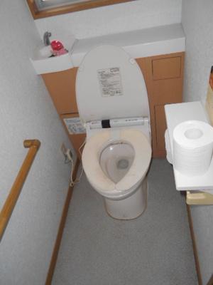 【トイレ】種7貸家