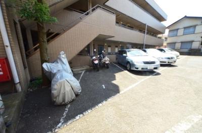 【その他共用部分】ローリエ八幡山