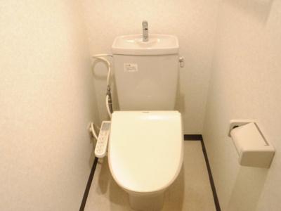 【トイレ】スペリオール市川