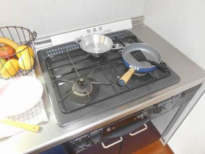 【キッチン】フラット ウーズ・