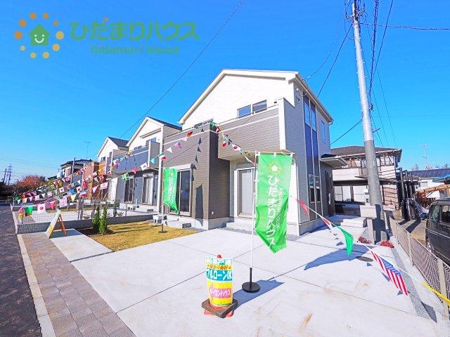 【完成予想図】土浦市真鍋4丁目3期 新築戸建 3号棟