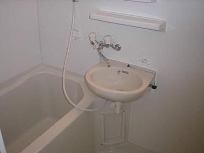 【浴室】山田マンション
