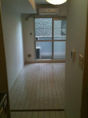 「洋室6.0帖のお部屋です」