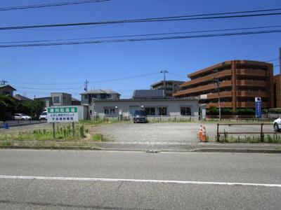 【外観】新潟市西区平島1丁目 分譲地№2