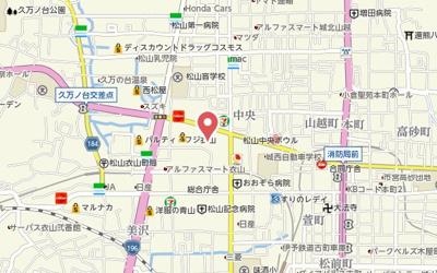 【地図】メゾン・ヴェール