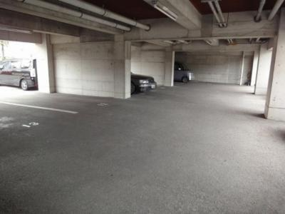 【駐車場】山本ハイツ
