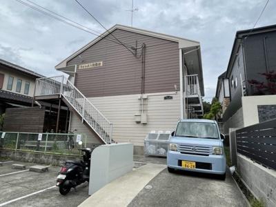 【外観】フォレスト向陽台