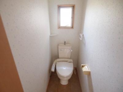【トイレ】あすみが丘9丁目M邸
