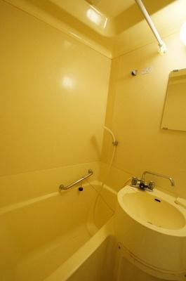 バスルームです