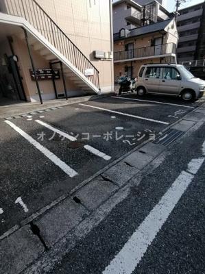 【駐車場】カンパーニュ森本2