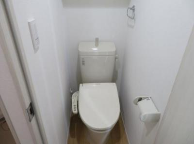 ☆ソフィアメロウ☆清潔感のあるトイレです