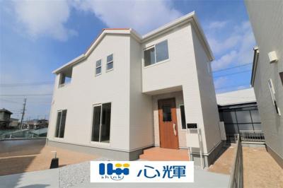 現地(2021年10月14日)撮影 近日基礎工事着工予定です。