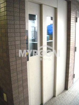 エレベーター付★