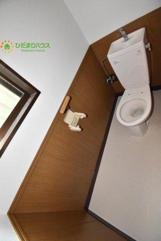 【トイレ】伊奈町本町1丁目 中古一戸建て