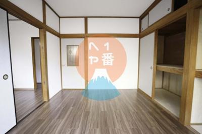 1階の室内