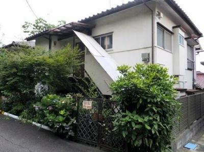 【外観】志村アパート