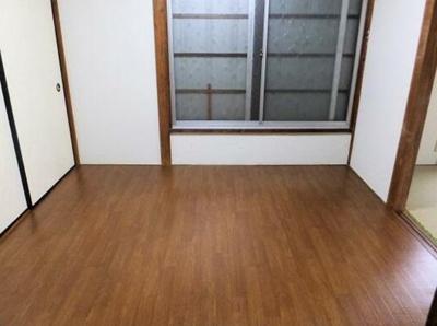 【居間・リビング】志村アパート