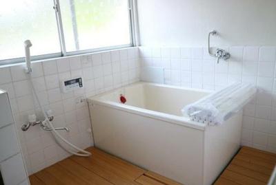 【浴室】志村アパート