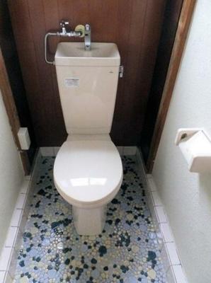 【トイレ】志村アパート