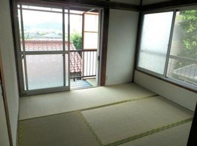 【寝室】志村アパート