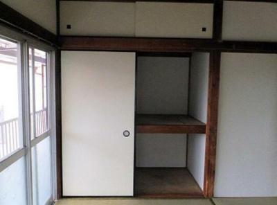 【収納】志村アパート