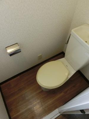 【トイレ】オリエンタル神岳