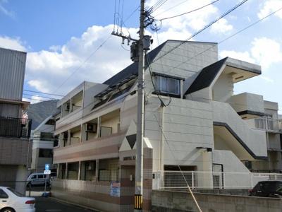 【外観】オリエンタル神岳