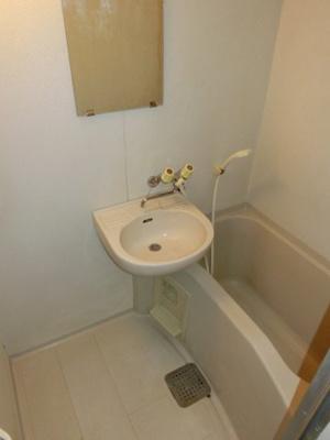【浴室】オリエンタル神岳