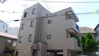 【外観】第2八木ハイツ