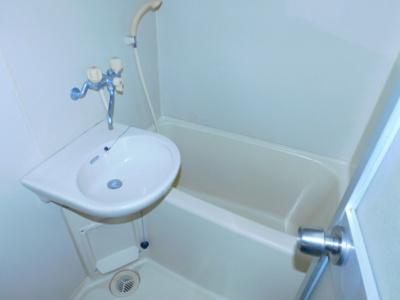 【浴室】第2八木ハイツ