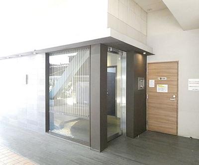 【エントランス】プライムアーバン中目黒Ⅱ