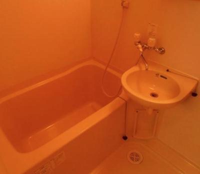 【浴室】キャピタル清澄