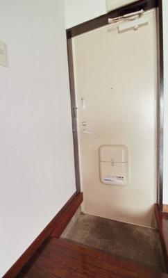 【玄関】ウィンズモア2