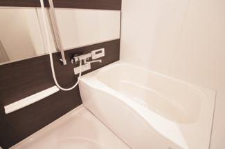 【浴室】ファミール阿倍野昭和町