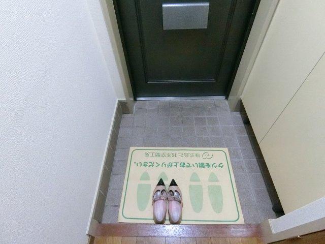 【玄関】エスポワール参番館