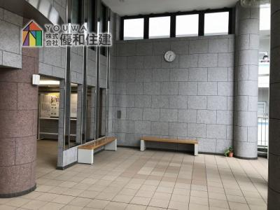 【エントランス】ディオフェルティ学園都市ドルミハイツ垂水ⅢC棟