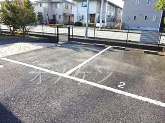 【駐車場】トワベール南山A