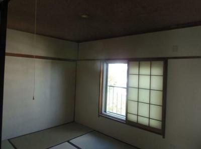 【寝室】鶴川団地六丁目