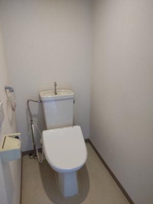 【トイレ】サカモトキャッチャービル
