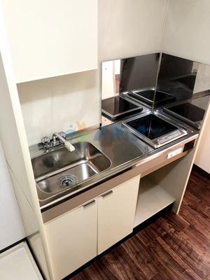 【キッチン】カレットハウス