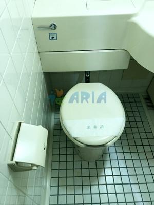 【トイレ】カレットハウス