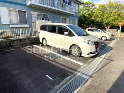 【駐車場】コンフォート広田