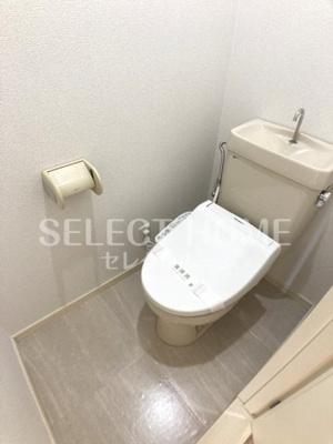 【トイレ】コンフォート広田