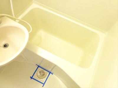 【浴室】キャッスル浜田山
